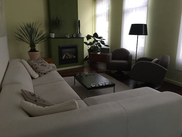 Architectural house near city center - 20min walk