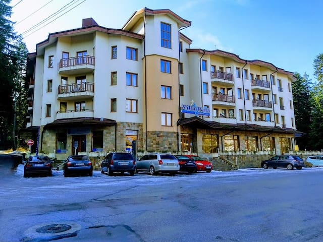 BOROVETS boutique STUDIOS/apartments