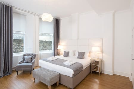 Studio Apartment with Sofabed for 3 guests