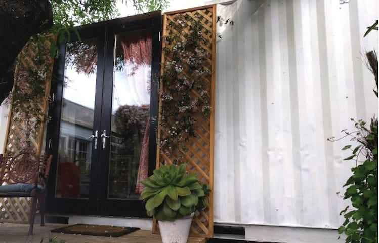 Cozy Container Cabin - Oakland - Cabin