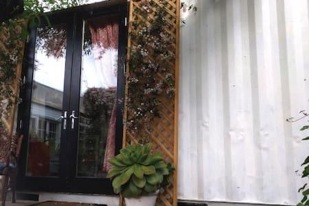 Cozy Container Cabin - Oakland - Blockhütte