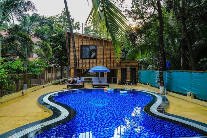 Coconut Beach Resort Alibag