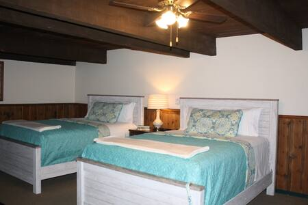 Spacious room with new beds!