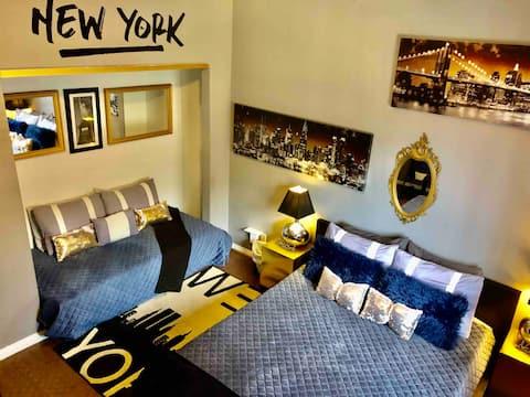 Private Designer Suite in A Mansion
