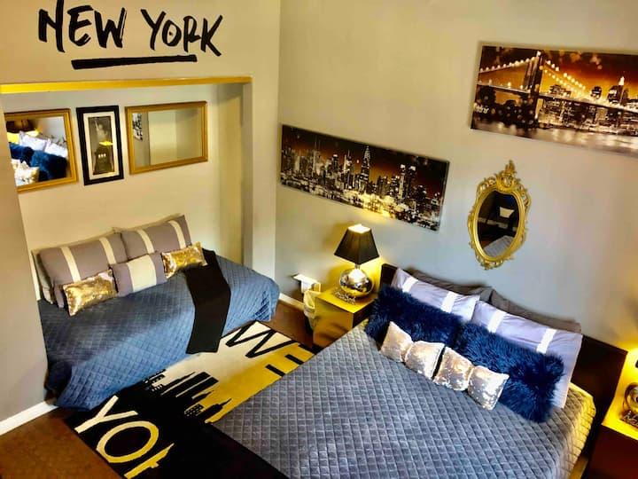 A Private Designer Suite In A Mansion