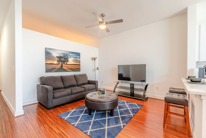 GA Living Suites|Corporate housing at west village
