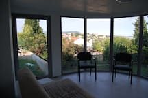 Villa appartment - ARCHET - month rental -Sea view
