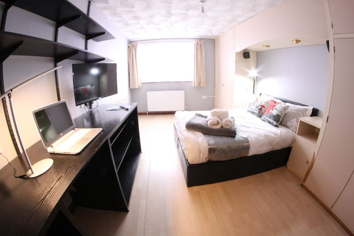 Rm4_The College St Abode_A Large 16.5 SqM Bedroom