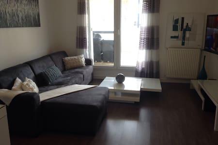 Appartement spacieux,deux terrasses - Élancourt-La Clé Saint-pierre