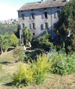 maison de maitre /mansion house - Sorbo-Ocagnano - Rumah