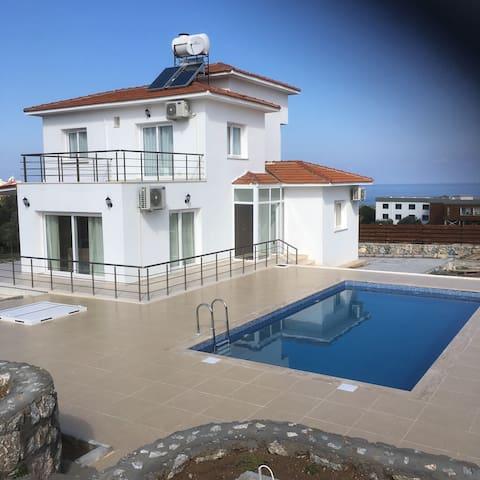 Sunshine villas North Cyprus