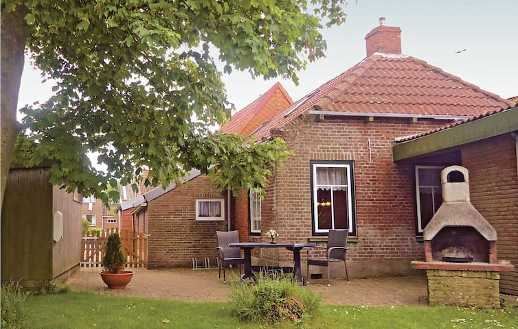 Semi-Detached with 3 bedrooms on 80m² in Moddergat
