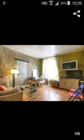 Appartement atypique - Vernon - Apartamento
