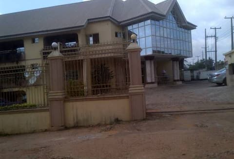 First Victoria Castle Hotels is a moderately priced hotel in Akure