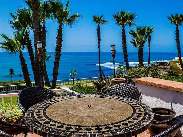 K38 Oceanfront 2-Story Villa Club Marena Paradise!