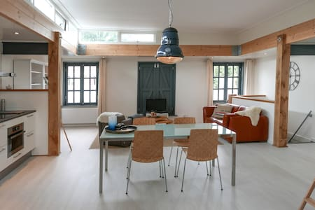 Unique loft in former workshop with garden. - Oosterbeek - Apartment - 1