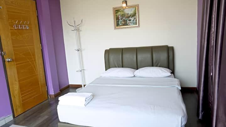 Kota Kinabalu Queen Room 沙巴亚庇区标准双人床/大床房