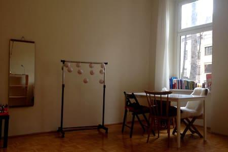 Nice big room in Vienna center - Apartment