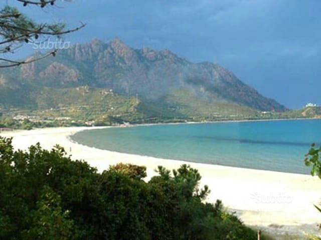 Casa vacanze Sardegna vista mare