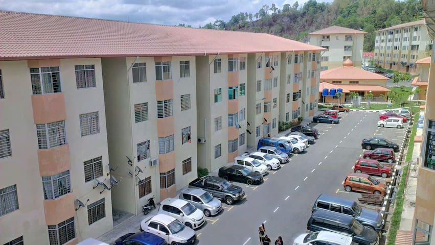 VISTA MININTOD APARTMENT - Penampang, Sabah, MY - Appartement
