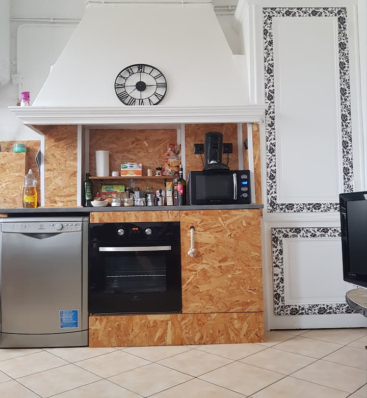 Appt 70 m2 emplacement ideal