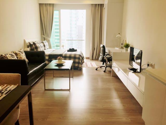 Chen'k8 Cozy Suites 500m MRT Bukit Bintng, KLCC,KL