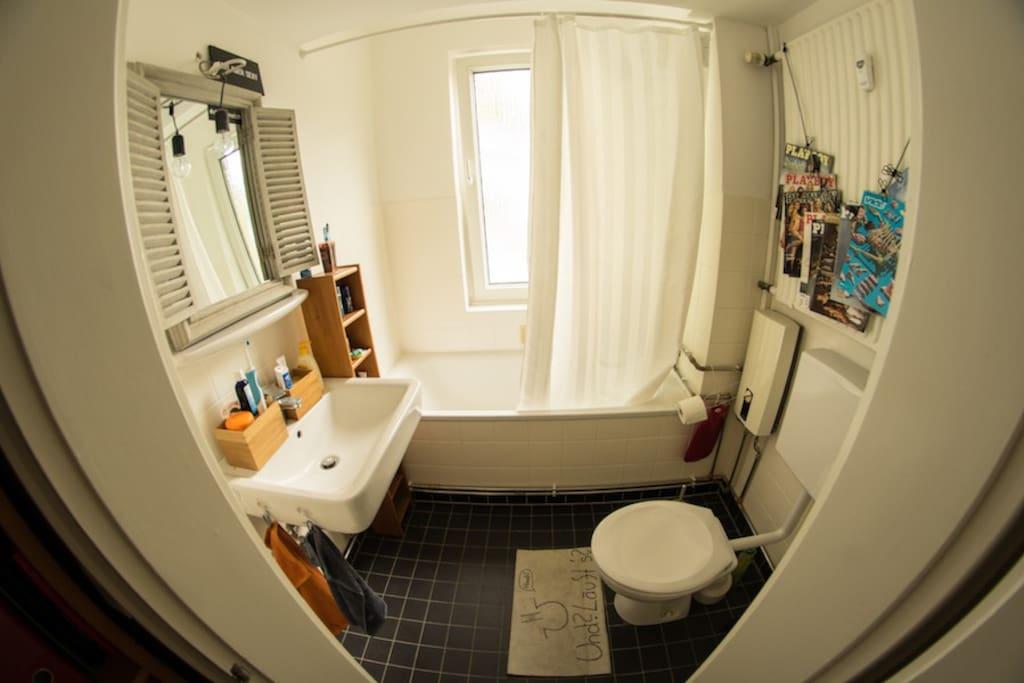 Bathroom =)