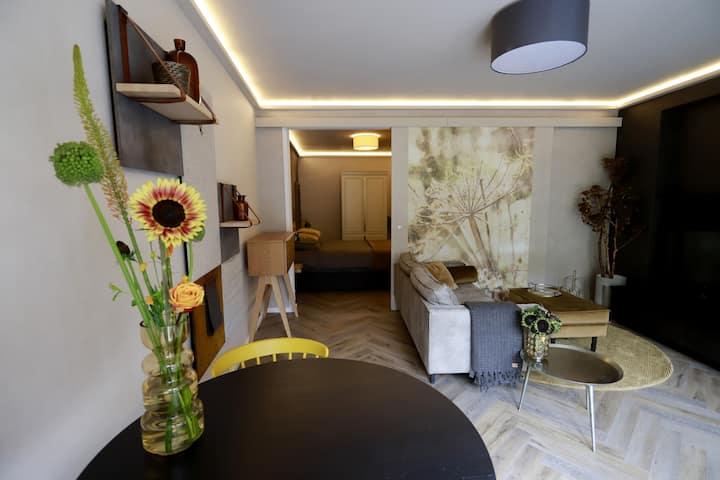 Heerlijk appartement in hartje centrum