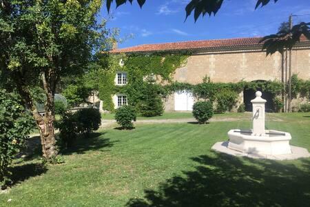 'La Petite Maison' at the Domaine de Peuchaud