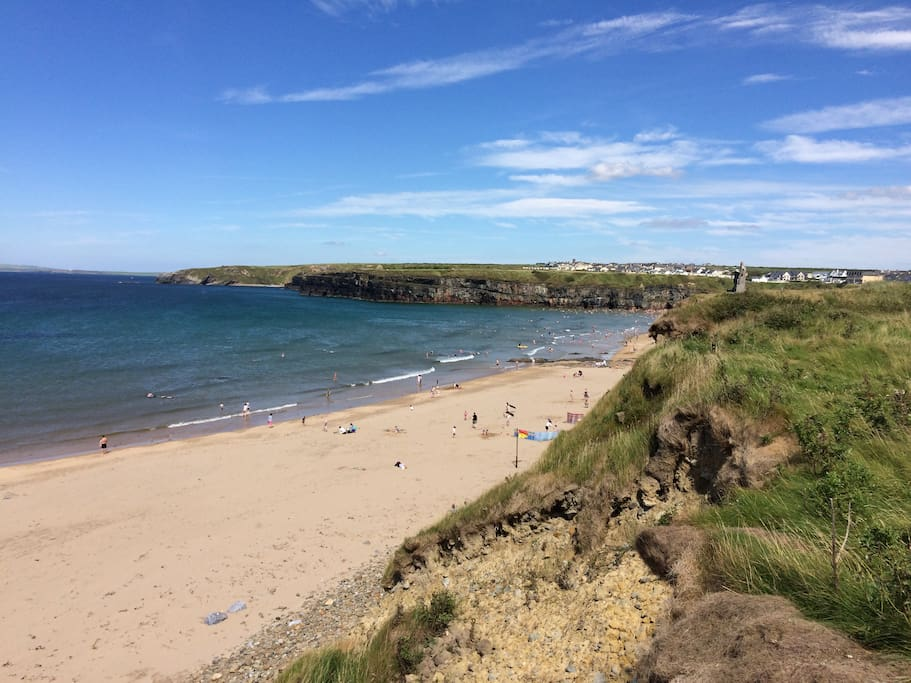 Men's beach Ballybunion
