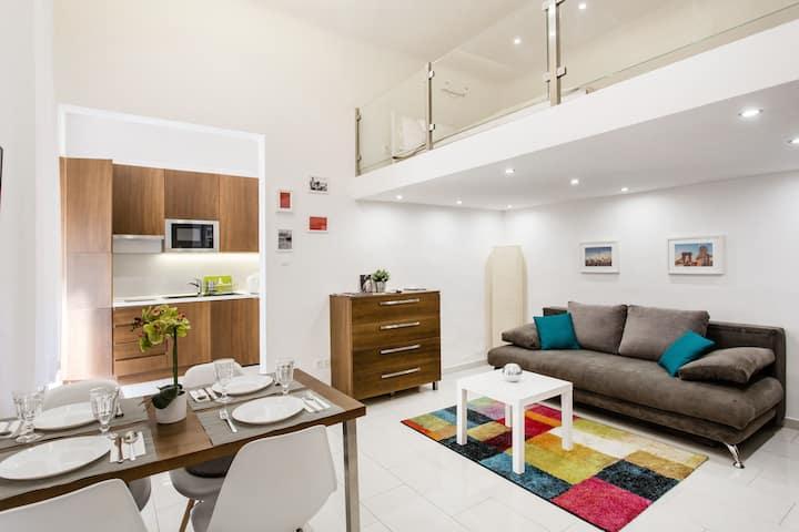 Prime Park Apartment