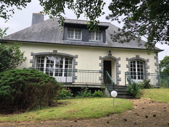 Pavillon de campagne aux portes de  la Bretagne