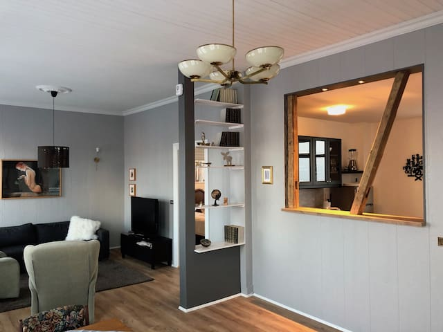 Cozy single bedroom apartment in the heart of Reykjavik