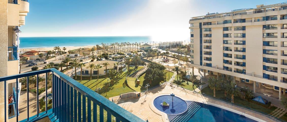 Apartamento en Resort Patacona (Valencia)