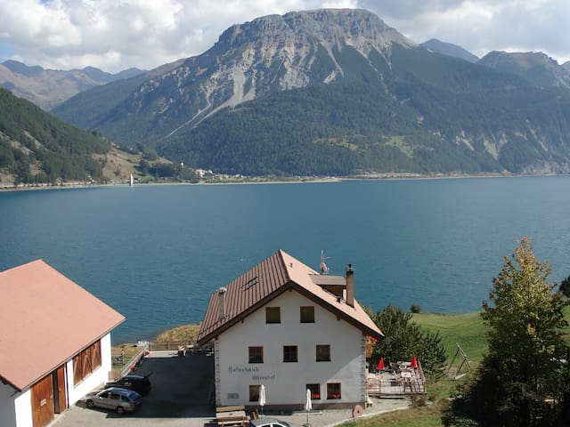 Appartment near the Lake of Reschen - Resia - Apartamento