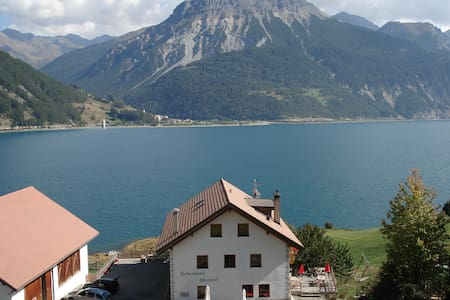 Appartment near the Lake of Reschen - Resia