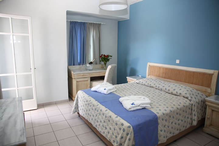 Summer Junior Suite on Northern Coast of Crete