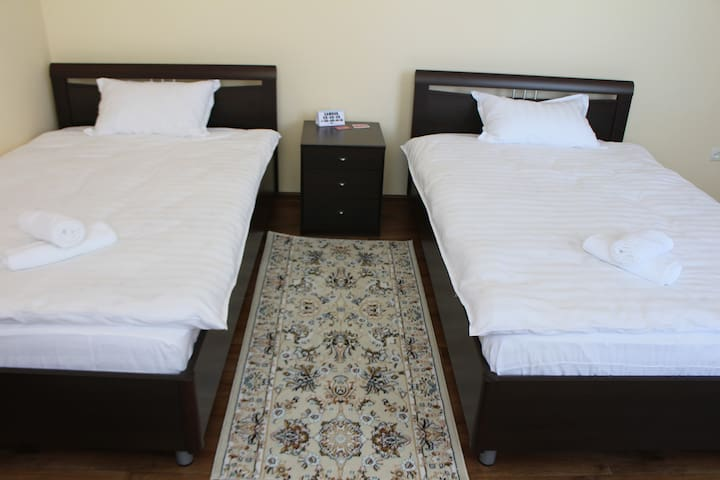 Однокомнатные апартаменты с размещением 3+1