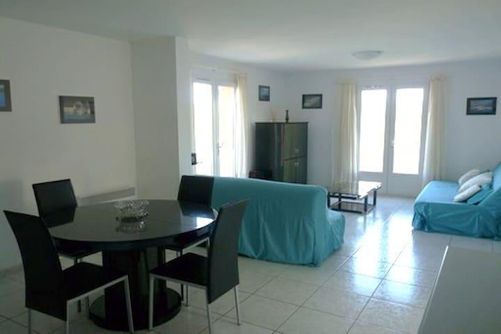 F3 Agosta plage - Albitreccia - Apartment