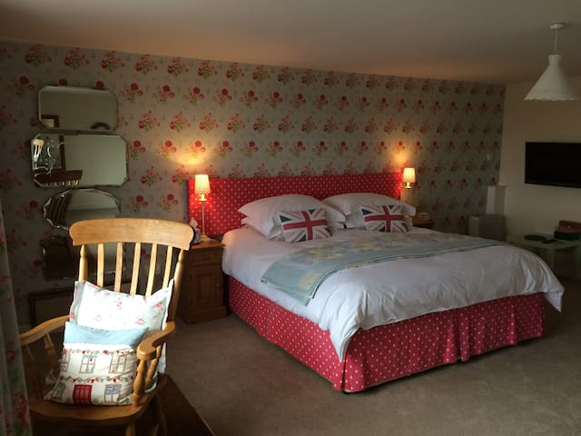 Pickersgill Manor Farm Airedale Room - Silsden - Дом