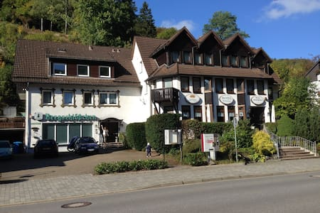 Lovely Twin Apt for 7-8 pers / Wifi / South-Harz! - Zorge - 公寓