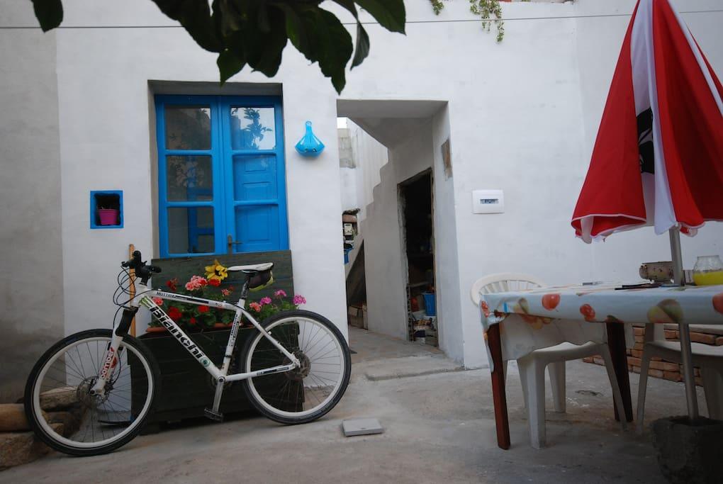 Bikers room case in affitto a galtell sardegna italia for Aggiunta stanza indipendente