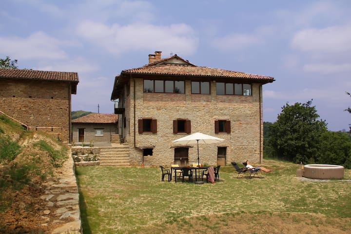 Galleani country house - Lower flat