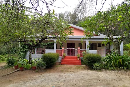 Green Acres Homestay, Chikmagaluru