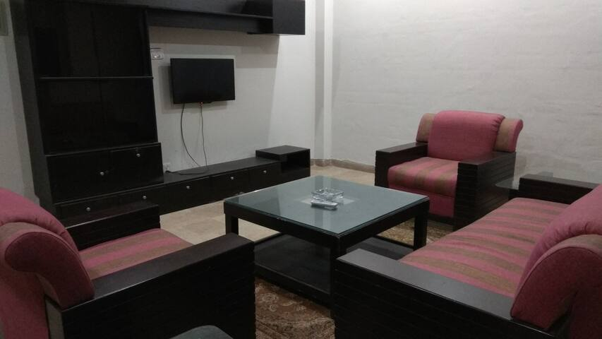 3 Bed Furnished Apartment in Bahria Town, ISB.
