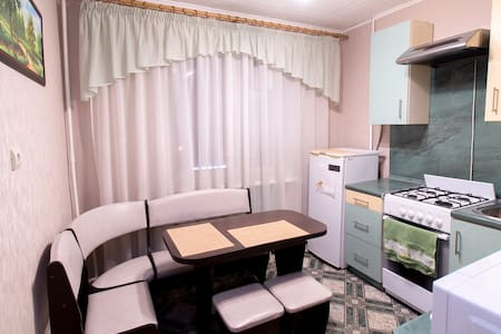 Квартира рядом с озером