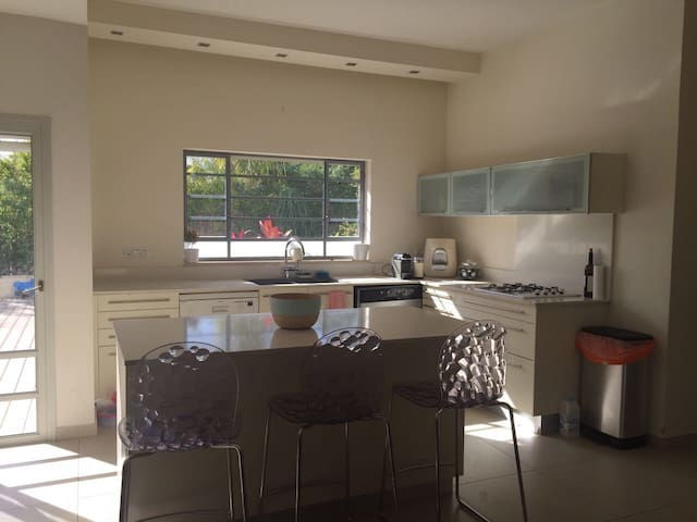 Home available for August 2017 - Ra'anana - Casa