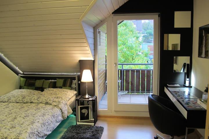 Schönes Zimmer sehr nahe Winnenden