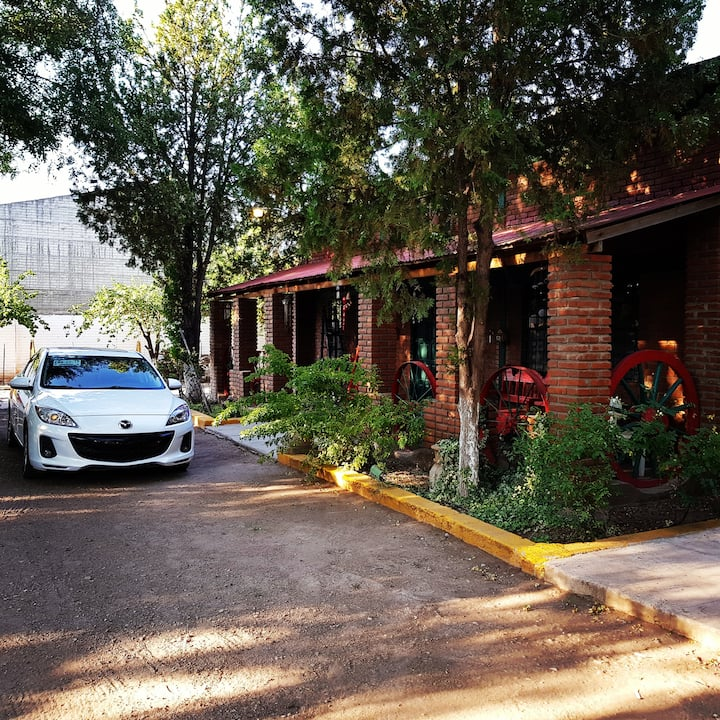 Casa Margarita, un lugar unico
