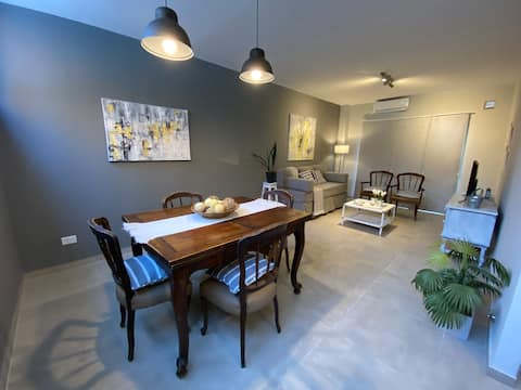Exclusive apartment in the best area of Mendoza.